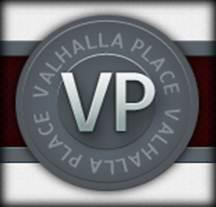 Valhalla Place Logo