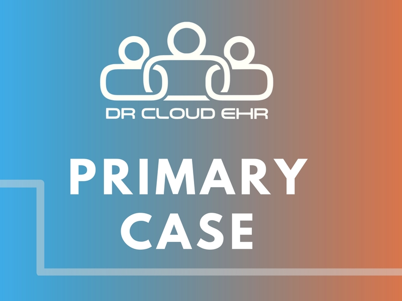 DrCloudEHR Primary Care